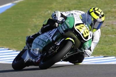 125cc – Barcellona – Iannone vince e ringrazia Simon