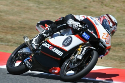 125cc – Barcellona Warm Up – Terol il più veloce