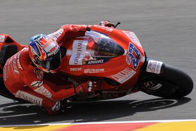"""MotoGP – Preview Barcellona – Casey Stoner: """"Dobbiamo restare concentrati"""""""