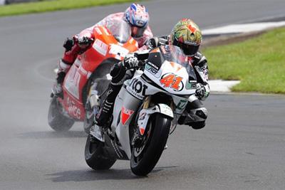 MotoGP – Donington Park – Gabor Talmacsi ancora  a punti