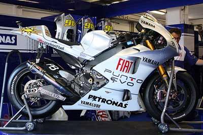 """MotoGP – Preview Estoril – Svelata la livrea Yamaha """"Punto Evo"""""""