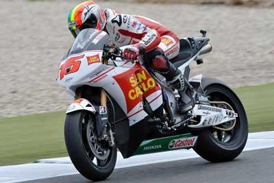 "MotoGP – Estoril QP1 – Alex De Angelis: ""Turno davvero  difficile"""