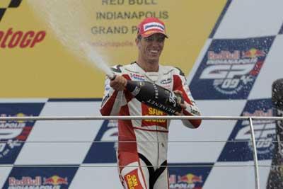 """MotoGP – Indianapolis – Alex De Angelis: """"Risultato fantastico"""""""