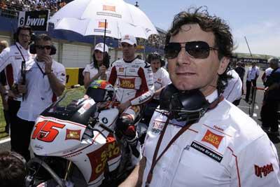 """MotoGP – Fausto Gresini sul GP di Spagna: """"E' difficile fare peggio di così"""""""