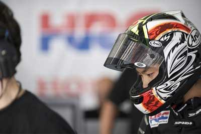 MotoGP – La Honda conferma l'esclusione di Yuki Takahashi
