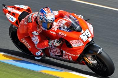 MotoGP – Le Mans QP1 – Nicky Hayden ancora lontano dai primi