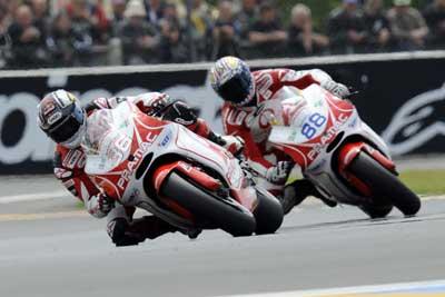 MotoGP – Le Mans QP1 – Il commento di Mika Kallio e Niccolò Canepa