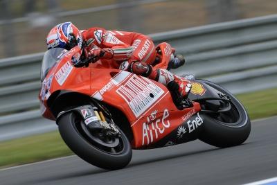 """MotoGP – Le Mans QP1 – Casey Stoner: """"Sarà una gara molto tirata"""""""