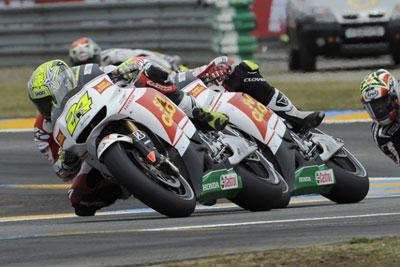 """MotoGP – Le Mans – Toni Elias: """"Gara estremamente difficile"""""""