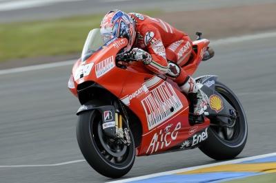 MotoGP – Le Mans – Nicky Hayden si migliora