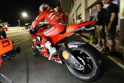 MotoGP – Losail Day 1 – Problemi tecnici per Hayden
