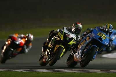 MotoGP – Losail – Gara sfortunata per Loris Capirossi