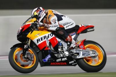 MotoGP – Losail – Problemi all'anteriore per Dovizioso