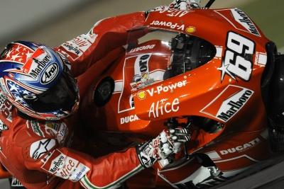 MotoGP – Losail – Weekend difficile per Hayden