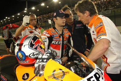 MotoGP – Losail – Pedrosa dolorante raccoglie 5 punti