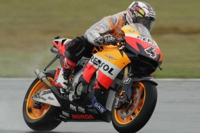 MotoGP – Motegi QP1 – Andrea Dovizioso voleva girare di più
