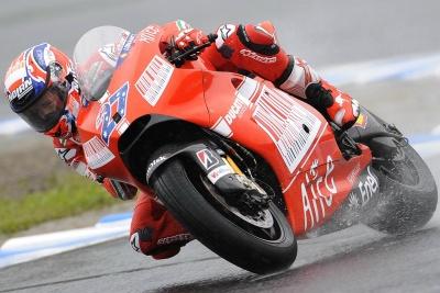 """MotoGP – Motegi QP1 – Casey Stoner: """"Incredibile cos'è successo"""""""