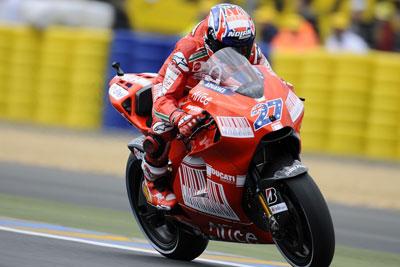 """MotoGP – Preview Mugello – Casey Stoner: """"Una delle mie piste preferite"""""""
