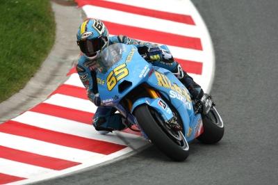 MotoGP – Sachsenring Day 1 – Loris Capirossi è dodicesimo