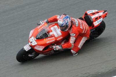 MotoGP – Sachsenring Day 1 – Nicky Hayden resta fiducioso