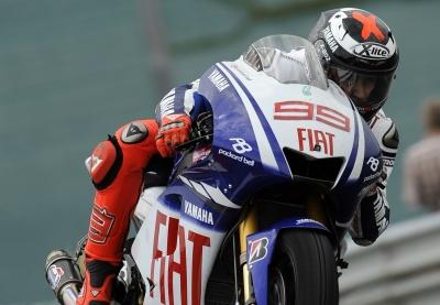 MotoGP – Sachsenring Day 1 – Jorge Lorenzo non si sente al 100 %