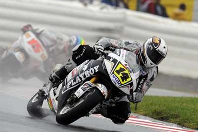 """MotoGP – Sachsenring QP1 – Randy De Puniet: """"Sono soddisfatto ma non è stato facile"""""""