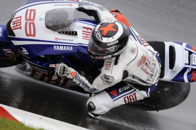 MotoGP – Sachsenring QP1 – Jorge Lorenzo meglio rispetto a ieri