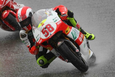 250cc – Sachsenring QP1 – Marco Simoncelli torna in pole position