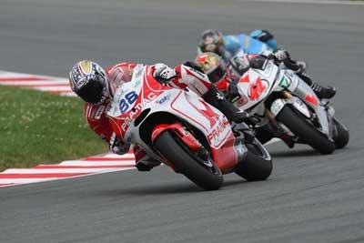 MotoGP – Sachsenring – Buona gara per Niccolò Canepa