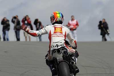 """MotoGP – Sachsenring – Alex De Angelis: """"Sono contentissimo di questo risultato"""""""