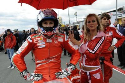 MotoGP – Sachsenring – Nicky Hayden in ottava posizione