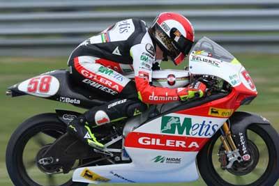 """250cc – Sachsenring –  Marco Simoncelli: """"Una delle mie vittorie preferite"""""""