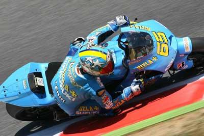 MotoGP – Loris Capirossi vicino al rinnovo con Suzuki