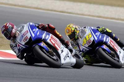 MotoGP – Valentino Rossi e Jorge Lorenzo, una coppia difficile da gestire