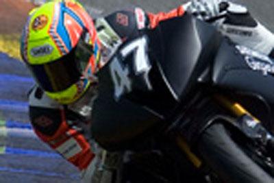 Moto2 – Test Valencia – Tempi eccezionali per Roberto Rolfo