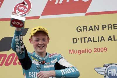 Dopo Valentino Rossi anche Anche Bradley Smith al TT