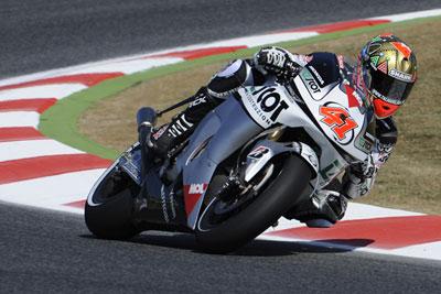 MotoGP – Gabor Talmacsi parla dei test Post-GP