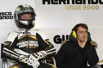 MotoGP – Sete Gibernau senza squadra, si ritira il Gruppo Francisco Hernando