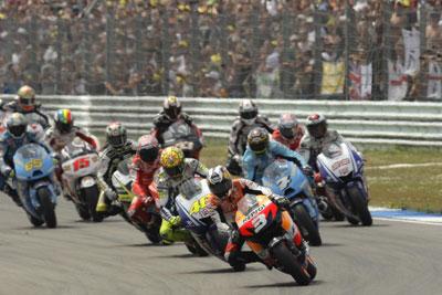 MotoGP – Varato il calendario provvisorio del 2010