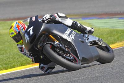 Moto2 – Roby Rolfo chiude secondo a Valencia nel CEV