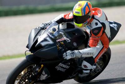 Moto2 – Roby Rolfo torna alle gare, domenica sarà a Valencia nel CEV