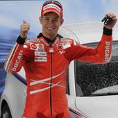 "MotoGP – Test Jerez Day 2 – Casey Stoner: ""Sorpreso del mio tempo"""
