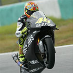 Test MotoGp Australia day 1,  Rossi tra i migliori a Phillip Island….