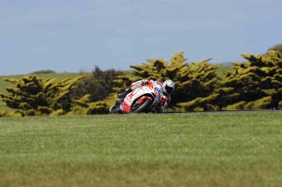 MotoGP – Phillip Island Day 1 – Niccolò Canepa all'ospedale