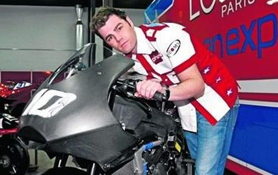 Moto2 – Fonsi Nieto al via con il Team dei suoi cugini