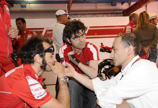 MotoGP – Vittoriano Guareschi promosso Team Manager Ducati
