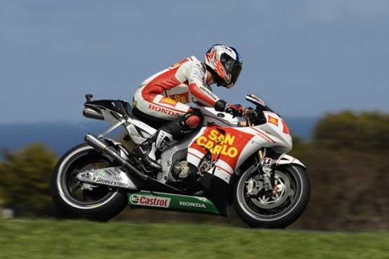 MotoGP – Phillip Island Day 1 – Ottimo quarto tempo per Alex De Angelis