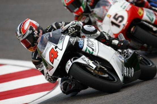 250cc – Sepang FP2 – Aoyama precede Barbera e Simoncelli