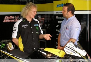 MotoGP – Sepang Day 1 – Colin Edwards è fiducioso