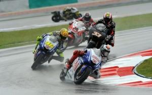 MotoGP – Sepang – Jorge Lorenzo si complimenta con Rossi